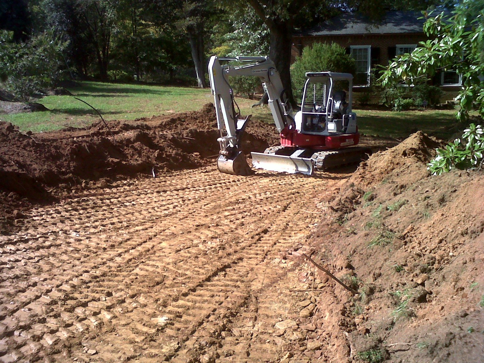 Charlottesville Driveway Repair