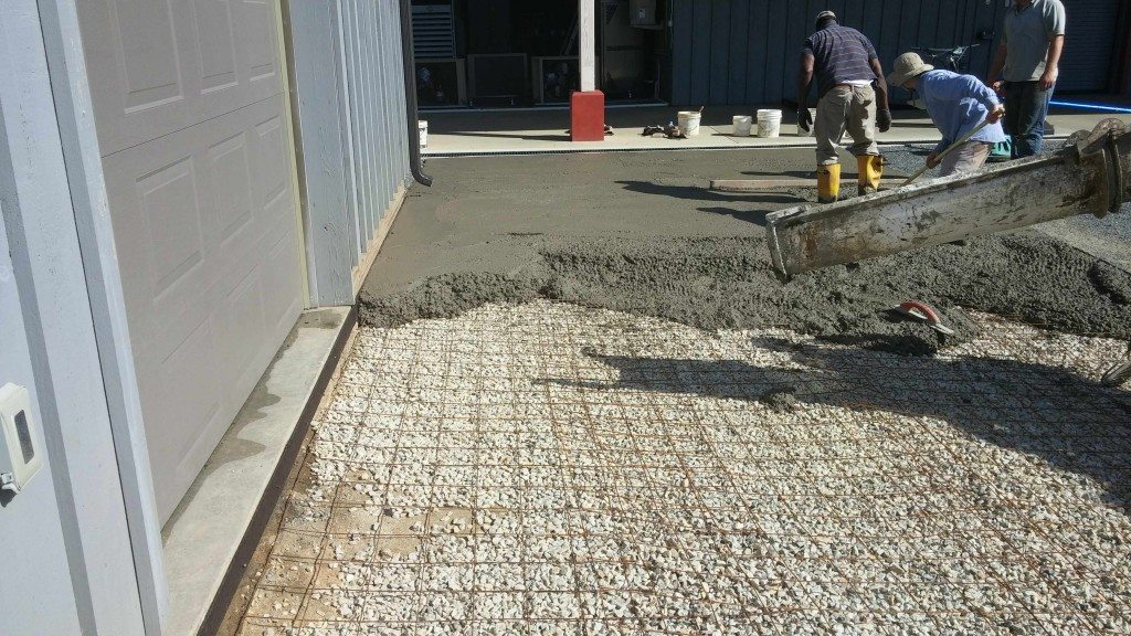 Preparation and professionalism go a long way to ensure high quality finished concrete.  Contact Reynolds Contracting for this winning combination in concrete work!