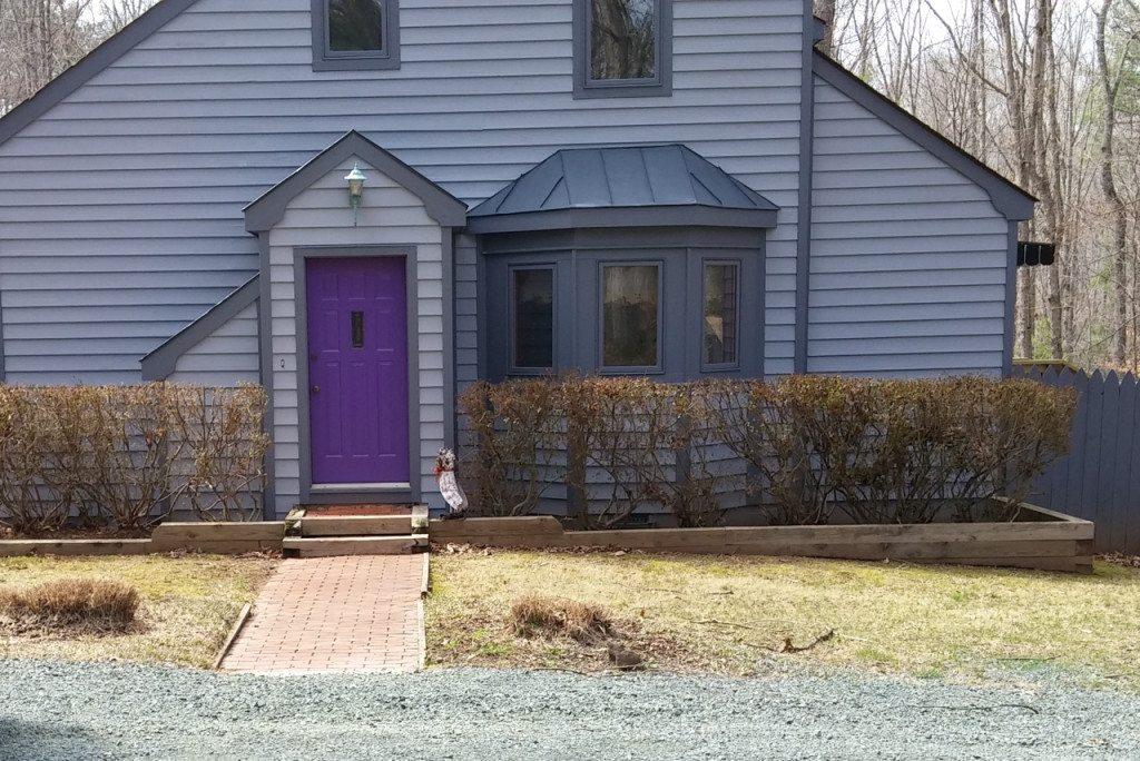 Residential Sidewalk Repair (before)